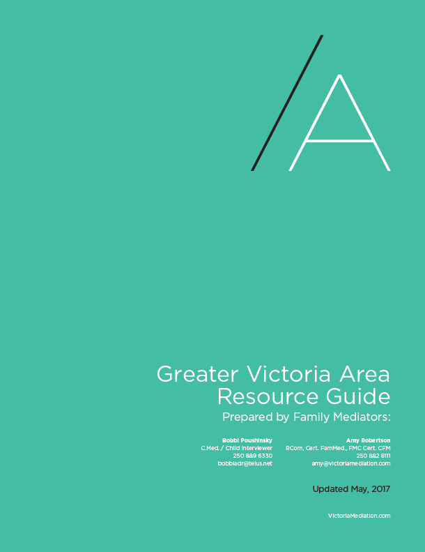 Victoria Legal & Counselling Resources - Amy Robertson